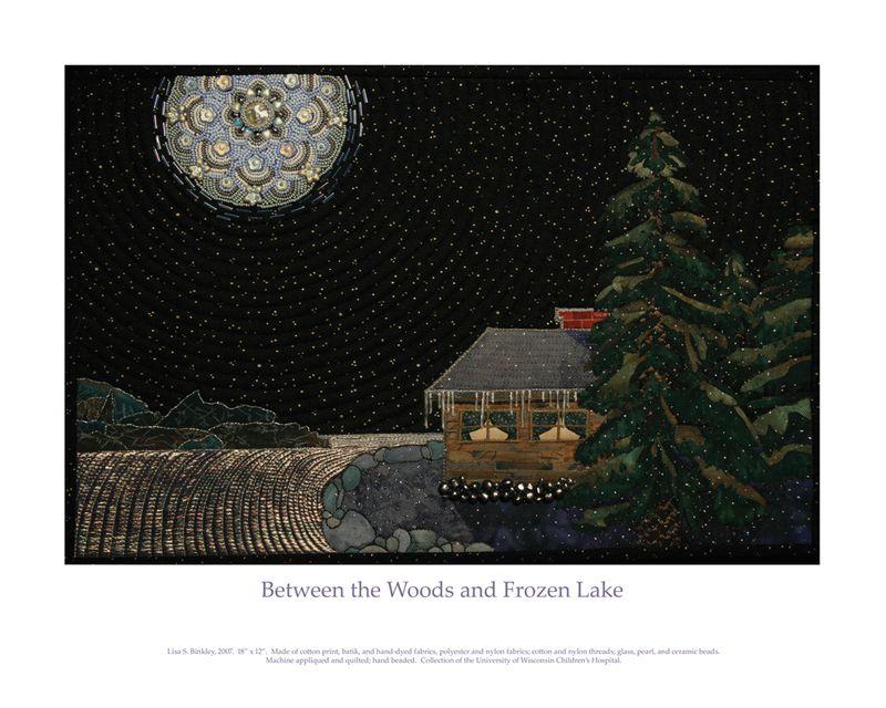 Between the Woods (poster)