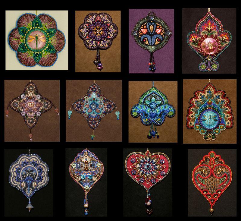 Ornament designs 1-12 (low res)