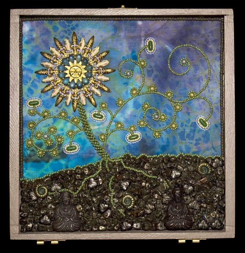 Primordial Blossom (by Lisa Binkley)