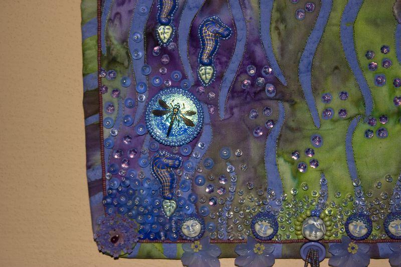Midsummer Convocation (cropped lower left detail--CaFE portfolio)