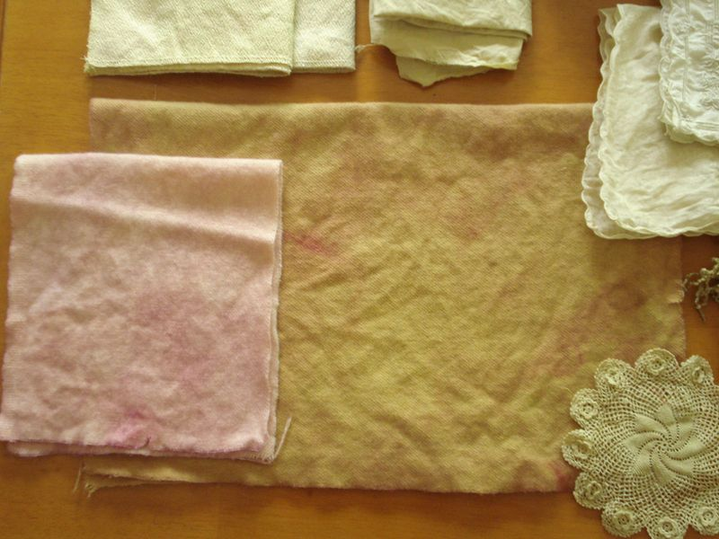 Fabrics after