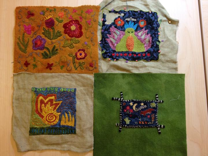 0714 Susan's stitching