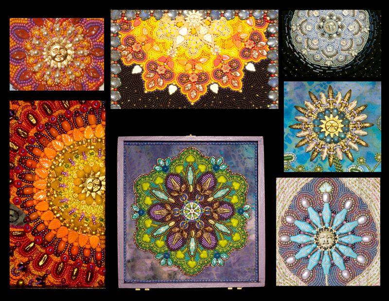 Meditative Hand-Made Stitch promo image
