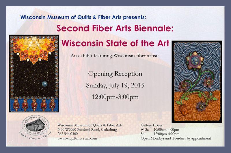 2015 WMQFA Bienniale invite