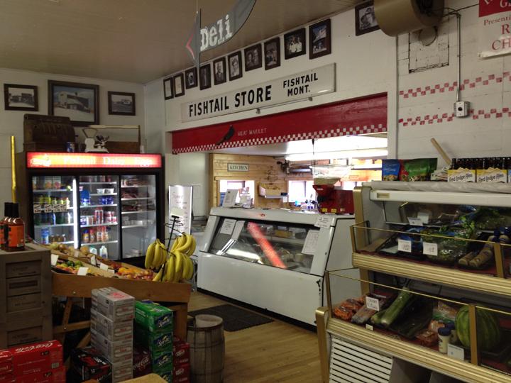 10--MT14 fishtail general store