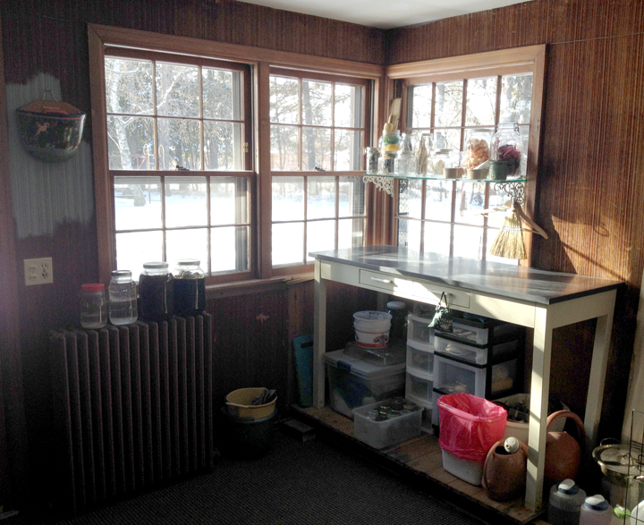 Felting, Dyeing, and Printing corner 010515